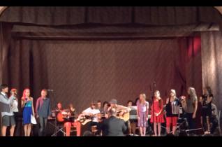 Koncert końcoworoczny MUSIC&FUN 2012