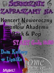 Koncert Rock & Pop