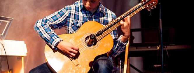GITAROLUDKI (od 5 lat) nauka gry na gitarze